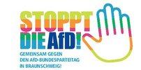 Logo stoppt die AfD