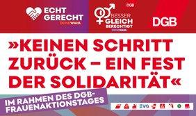 Einladung Fest der Solidarität