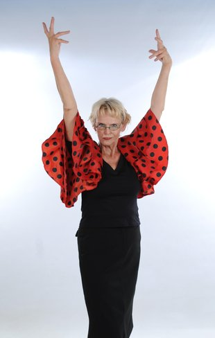 Kabarettistin Barbara Kuster