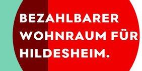 """Text """"Bezahlbarer Wohnraum für Hildesheim"""""""