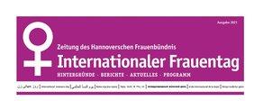 Logo Zeitung des Hannoverschen Frauenbündnis