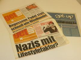 Get up - Zeitung gegen Nazis