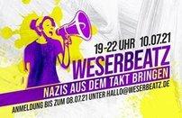 Logo Weserbeatz 2021