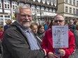 DGB-Maikundgebung 2017 in Hildesheim