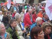 Der 1. Mai 2014 in Hildesheim
