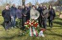 Gedenken an ermordete Zwangsarbeiter